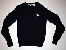Vintage Penn State University Logo 7 INC Sweater Blue M 1970s Nittany Lion
