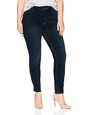 NYDJ Womens Collection Plus SZ Ami Super Skinny Jeans in Future Fit