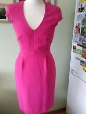 elegantes Sommerkleid von H&M, in pink, Gr. 34, neuwertig
