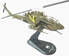 Huey Cobra attack helicopter Bell AH-1S Cobra  model diecast  1:72 metal
