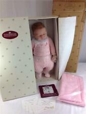 New Ashton Drake Welcome Home, Baby Emily So Truly Real Doll By Linda Webb
