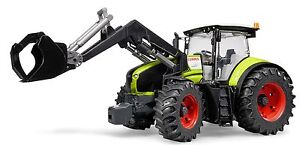 Bruder Toys Class Axiom 950 Tractor with Frontloader 03013 NEW