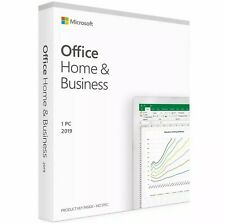 Microsoft Office 2019 Home and Business for Mac5 Devices Lifetime License