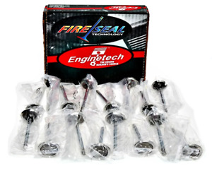 Stock Exhaust & Intake Valves Set for 1997-2005 Chevrolet Gen III LS Engines