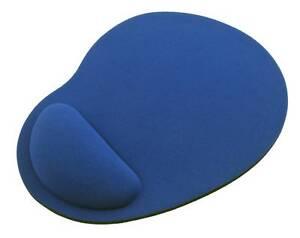 Mauspad Ergonomisches Handballenauflage Maus Pad Blau Mousepad