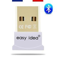 MINI CLÉ USB ADAPTATEUR TRANSMETTEUR BLUETOOTH V4.0 DONGLE POUR PC ET ORDINATEUR