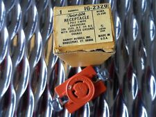 Hubbell  IG-2320  L6-20R Receptacle 20A 250V Isolated Ground