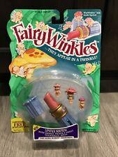 Kenner 1993 Fairywinkles Lipstick Surprise Factory Sealed