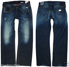 RRP €179 NEW REPLAY W-29 L-32 JANICE SLOUCH BAGGY BOYFIT JEANS
