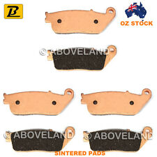 Front Sintered Brake Pads for Suzuki an 650 K3 Burgman 2003