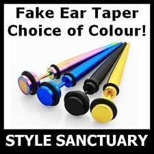 16g (1.2 mm) Taper/Stretcher Body Piercing Jewellery