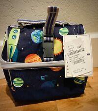 Pottery Barn KidsMackenzie Retro Lunch Bag Navy Solar