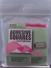 """NEW GLUE ARTS RIBBON ADHESIVE 40 FT CONTINUOUS 1/8"""" WIDE  00073  1382"""