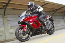 Red Black Fairing Injection for 2010-2015 Kawasaki Z1000SX Z1000 SX 2012 2013