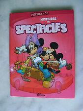 Mickey & co - Histoires de spectacles - EO