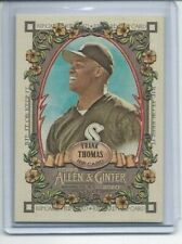 2020 Topps Allen & Ginter FRANK THOMAS Rip Card Ripped #43/75 Chicago White Sox