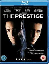 The Prestige Blu-ray 2006 Region DVD Region 2