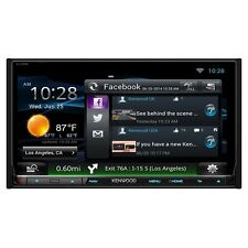 Kenwood eXcelon DNN992 Network AV Navigation System with Bluetooth and HD Radio
