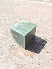 *3lbs 10oz Green Wyoming Nephrite Jade Rough*