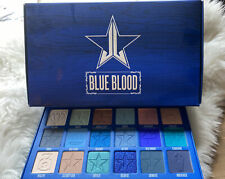 Brand New Jeffree Star Eyeshadow Palette Blue Blood Makeup Eye Shadow Cosmetics