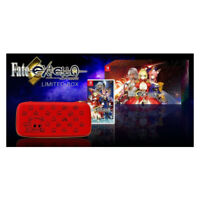 Fate Extella Limited Edition Nintendo Switch 2017 Multi-Languages Factory Sealed