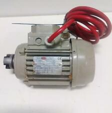 MOTORI BONORA SINGLE PHASE 110V 1600RPM 4.84A MOTOR HB63D/4