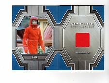 Star Trek 50th Anniversary RC21 Data Relic  card