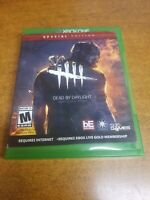 Dead by Daylight (Microsoft Xbox One, 2017)