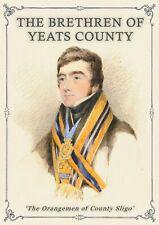 Orange Lodge County Sligo Loyal Orange Order Sligo Yeats history booklet