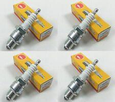 NGK Spark Plug BPR7HS 4pk Aprilia Mojito Custom Retro 50 2T SR 50 H2O Ditech NEW