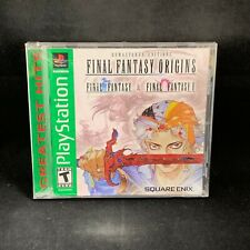 Final Fantasy Origins [Greatest Hits] (PlayStation 1/PSX / PS1) Brand New