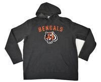 Majestic NFL Mens Cincinnati Bengals Football Hoodie NWT M, 2XL