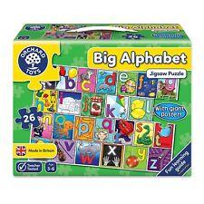 Orchard Toys - Big Alphabet Jigsaw Puzzle Game