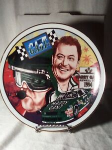 Harry Gant 1994 commemorative plate