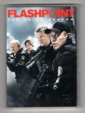 Flashpoint The Third Season 4 Disc DVD Set All In A Days Work