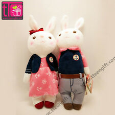 Metoo Tiramitu Couple Plush Toy - Elegant Dresses