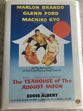 The Teahouse of the August Moon (1956)  Marlon Brando, Glenn Ford, Machiko Kyô