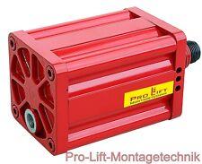 Druckluftmotor für pneumatisch angetriebene Hydraulikpumpen rot T  00014 , 12345