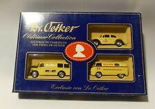 Lledo  Dr. Oetker Oldtimer Collection  3 historische Fahrzeuge  OVP