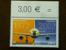 FRANCE 2002 3 euro First Flight of A300-81 Airbus vf margin MINT SG 3864