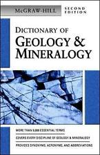 Mcgraw-Hill Education, N/A, Dictionary of Geology & Mineralogy (McGraw-Hill Dict