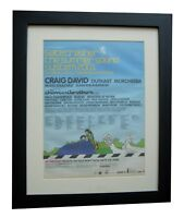 GATECRASHER+Summer Sound+POSTER+AD+RARE ORIGINAL 2001+FRAMED+EXPRESS+GLOBAL SHIP
