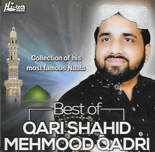 BEST OF QARI SHAHID MEHMOOD QADRI - COLLECTION OF HIS MOST FAMOUS NAATS - NEW CD