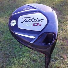 Titleist 910D3 910 D3 Driver 8.5 Degree Stiff Flex Diamana 'ahina 72 Low-Mid