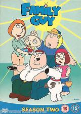 FAMILY GUY SEASON TWO (15 Episodes) (R2 Double DVD Box Set)
