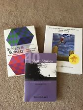 Psych 066 Intro Critical Thinking Textbooks Lot Of 3