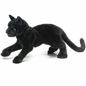 Folkmanis Black Cat Hand Puppet