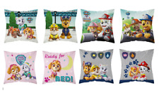 NEW PAW PATROL Team Chase Skye Marshall Ryder various cushion covers 40x40cm