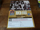 THE ROLLING STONES - !!!ROCK N'FOLK!!!!! FRENCH ADVERT