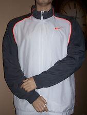 NIKE MENS DRI-FIT WHITE BASKETBALL JACKET SIZE XXL NWT